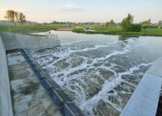Sigmaplan; Gecontroleerdoverstromingsgebied met gereduceerd getij;slik;schor